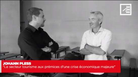 JOHANN PLESS : «Le secteur tourisme aux prémices d'une crise économique majeure»