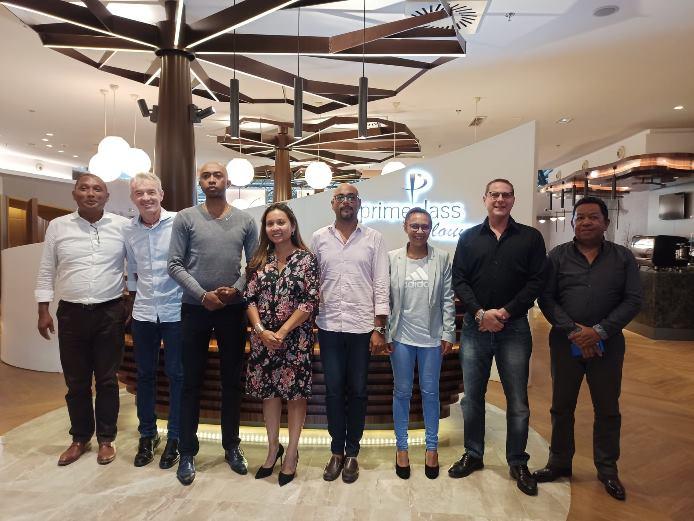 Félicitations aux nouveaux membres du CA de la Confédération du Tourisme de Madagascar