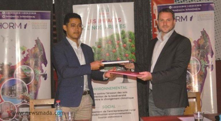 Read more about the article Reforestation de Madagascar: la Fhorm et Bôndy main dans la main